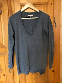 Soft v neck sweater from banana republic