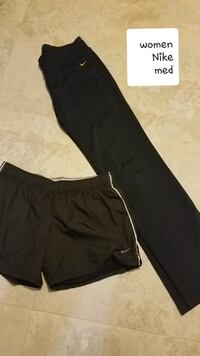 women nike med sweat pants and nike shorts Thurmont