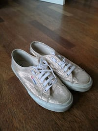 Superga sneakers, str 39 1/2  Trondheim, 7020
