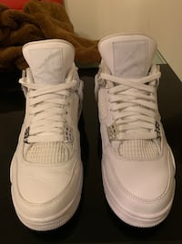 Air Jordan retro 4 pure money Toronto