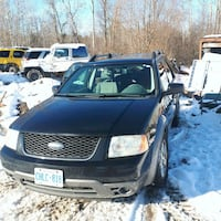 AWD 2007 Ford Freestyle Whitby
