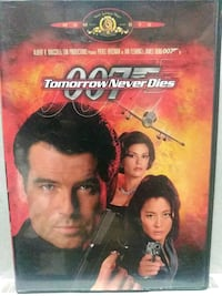 Tomorrow Never Dies 007 dvd Baltimore