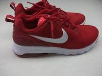 BRAND NEW NIKE AIR MAX MOTION RED MENS SIZE 11 STATESVILLE