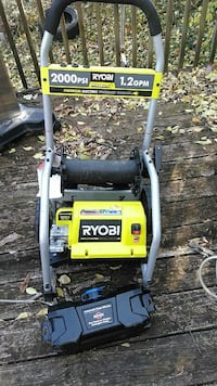 2000 psi power washer