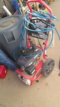 red and black pressure washer Tucson, 85716