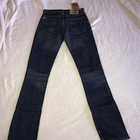 Brand new Guess vintage bell bottom pants Los Angeles, 90012
