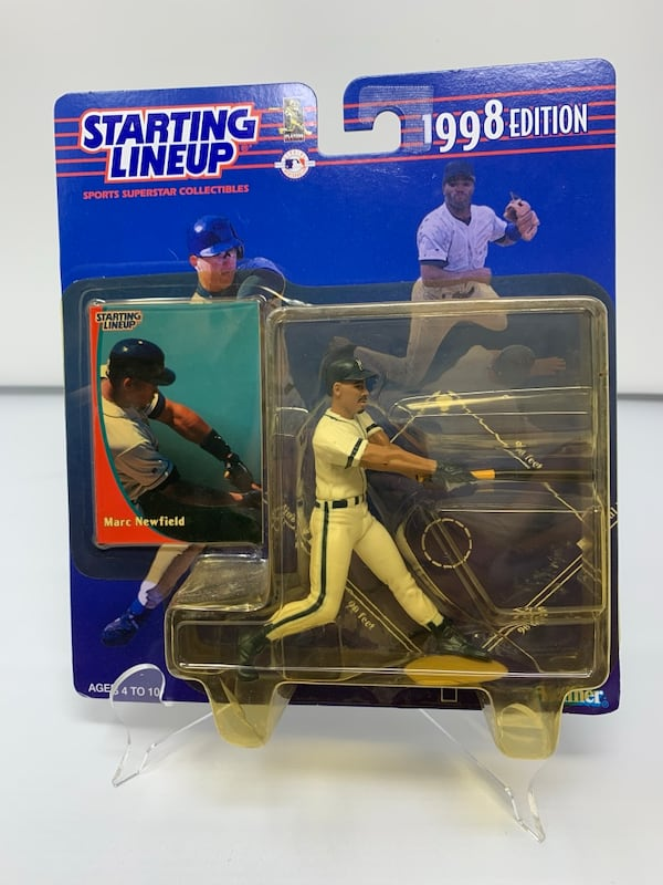 Vintage Milwaukee Brewers Starting Lineup Action Figures (1) [Brand New] 003fdef2-0904-4087-8ba8-a646e659462d