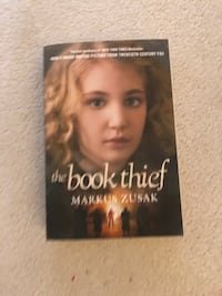The Book Thief by Markus Zusak Fairfax, 22032