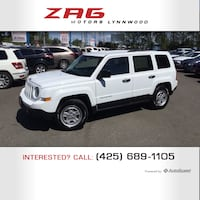 2015 Jeep Patriot Lynnwood, 98087