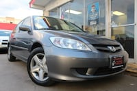 Used 2005 Honda Civic for sale Arlington