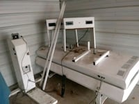 Tanning Bed ultra lighting with spare bulbs. Elkhart, 46514