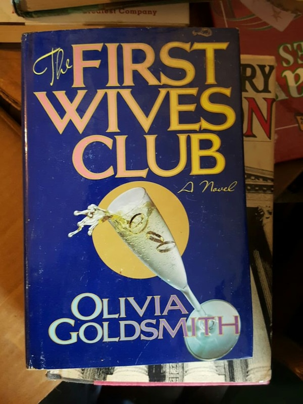 Used The First Wives Club A Novel By Olivia Goldsmith For Sale In