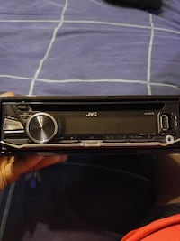 Jvc indash car stereo in great condition. Marrero, 70072