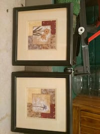 two brown wooden photo frames Severna Park, 21146