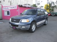 2003 Ford Expedition 5.4L - Need Finance? We Are the Bank! Call!! Winnetka, 91306