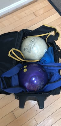 Hammer Taboo and Track 400A bowling Balls Alexandria, 22306