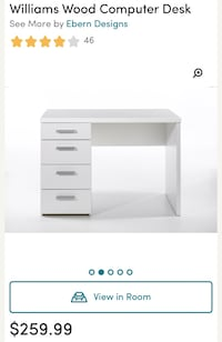 Wayfair Desks - 2 available - new in boxes  Suffolk, 23435