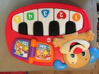 fisher-price Piano learning toy Edmonton, T5T 5V8