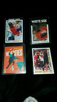 basketball  player trading cards michael jordan
