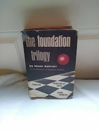 The Fountain Trilogy first edition Vancouver, 98684