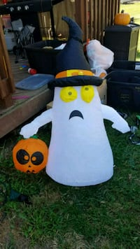 Halloween inflatable silly ghost 4 foot tall Louisville, 40229