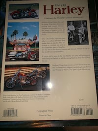 This old Harley book