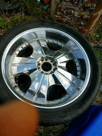 23 inch wheels please read before messaging  Greenville, 42345
