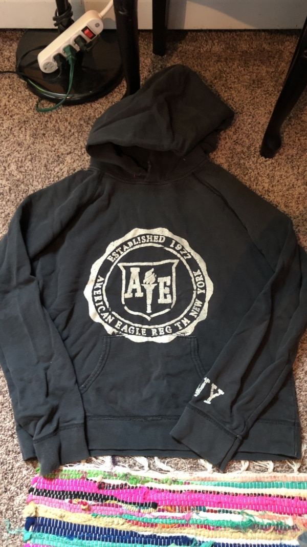d61b771bb3 Used black and white Oakland Raiders pullover hoodie for sale in Nazareth -  letgo