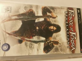 Prince of Persia Revelations - Sony PSP