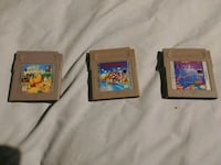 two Nintendo Gameboy Advance game cartridges Barrie, L4M 4Y8