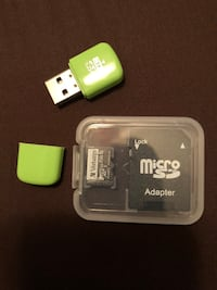 Brand new add card 256gb