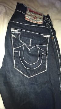 True religion men's jeans Burnaby, V3N 1H9