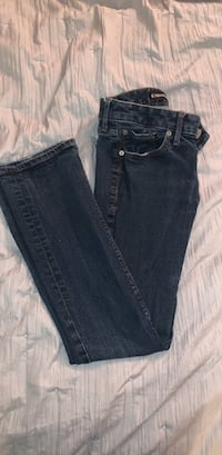 Express Barely Boot Jeans, size 2 short 1697 mi