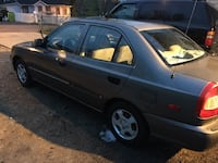Hyundai - Accent - 2000 Washington