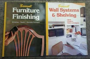 Project books.