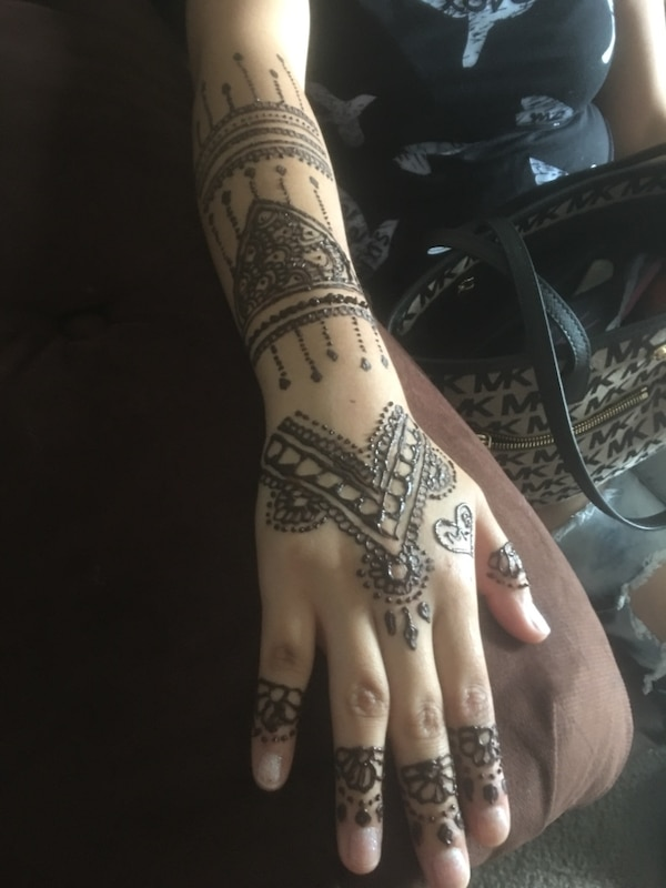 Used Henna tattoo for sale in Sandy Springs - letgo