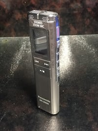 Panasonic RR-USS500 digital recorder. Richmond Hill, L4C 9S5