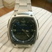 Casio ( illluminator ) watch 540 km