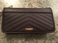 purple aldo wallet