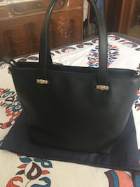 Tote bag in pelle Michael Kors nera Roma, 00199