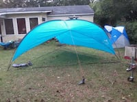 Shade shelter tent