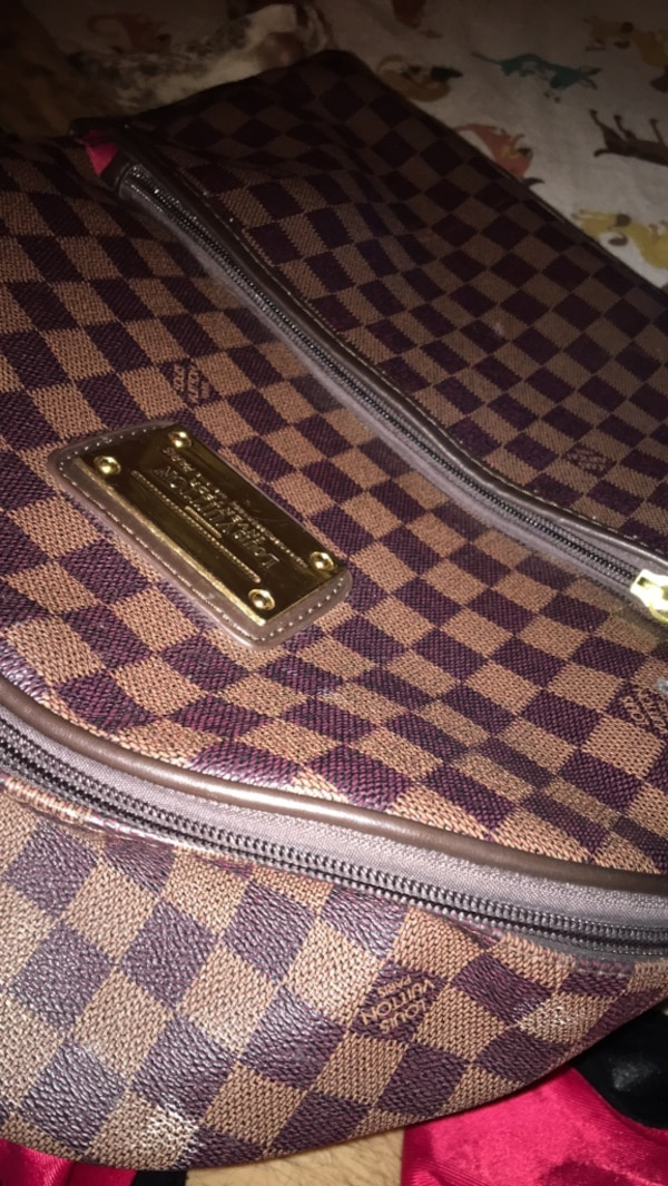 60d111ea60dd Used Louis Vuitton leather backpack for sale in Gilroy - letgo