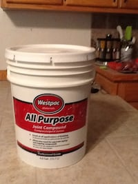 Dry wall mud (compound) Citrus Heights, 95621