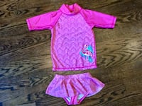 Skinz uv bathing suit size 4t -$12 Toronto, M6R 1T5