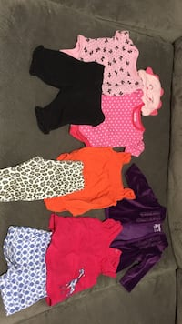 Newborn Clothing Lot- Girl Madison Heights, 48071