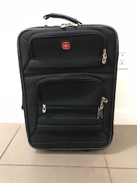 Swiss Gear Carry on suitcase  Burnaby, V5C