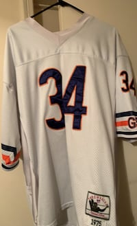 That's right mitchel ness Walter Payton jersey official Throw back!! Lexington