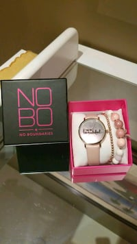 NOBO watch bracelet  set  Vaughan, L4K 5Y6