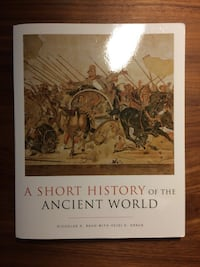A short history of the ancient world  Toronto, M8Y 0A1