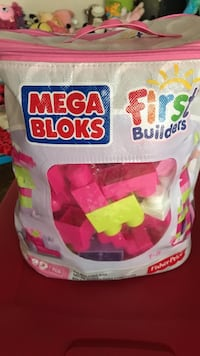 Fisher-price mega bloks first builders pack